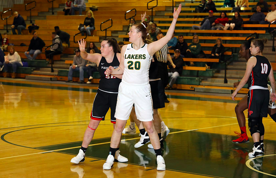 SUNYAC selects Oswego's Windhausen for Women's Basketball Athlete of the Week
