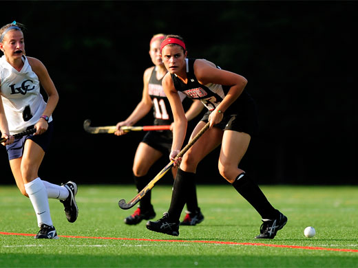 Defensive contest in field hockey's conference opener