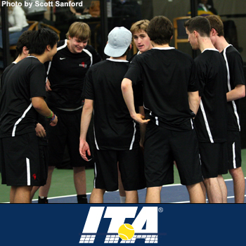 Foresters Earn ITA All-Academic Team Status, Adams and Snider Named ITA Scholar-Athletes