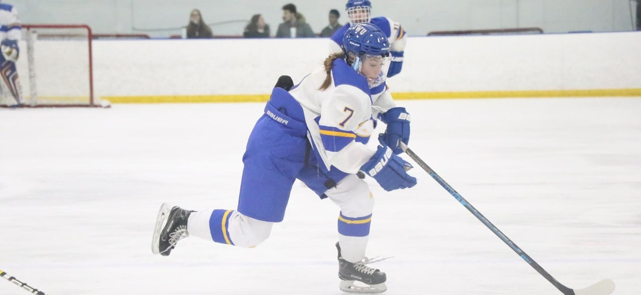 #7 Cadets Too Much for Women's Ice Hockey 5-0
