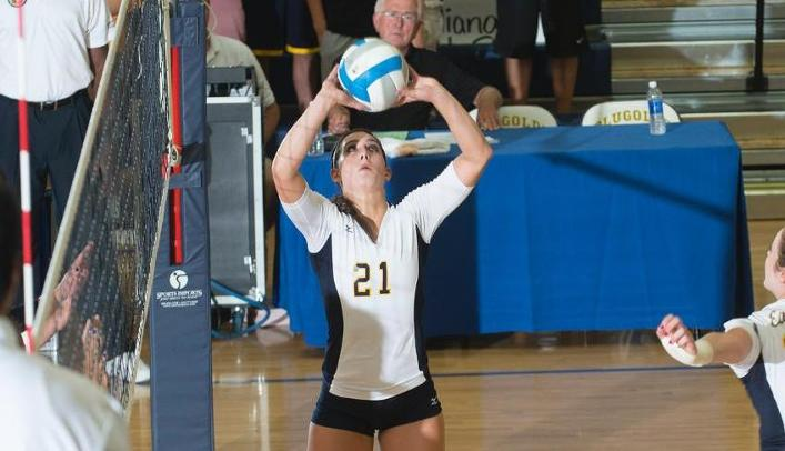 Volleyball Opens Conference Play with Win over Superior