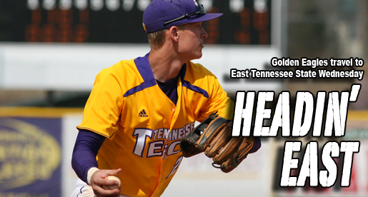 Tech baseball squares off with in-state rival East Tennessee Wednesday