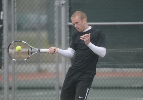 Men's Tennis Performs Well at ITA