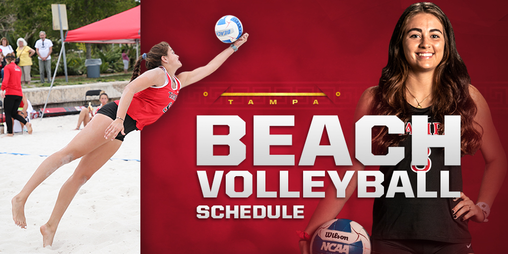 Tampa Beach Volleyball is Set to Compete Against the Best Programs in the Nation