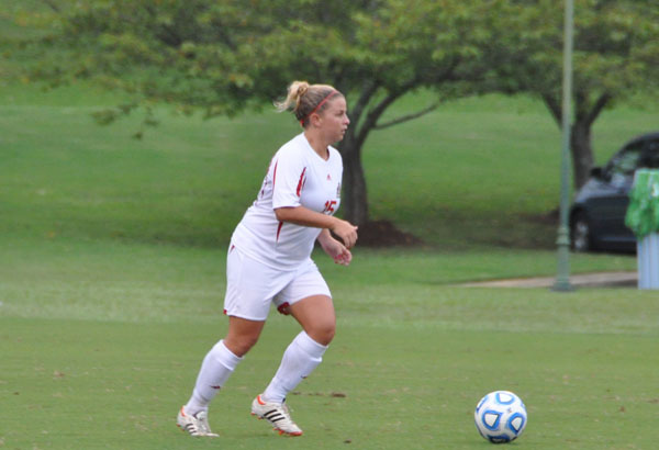 Women's Soccer: Panthers fall to Averett in overtime