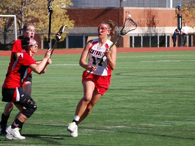 CUA tunes up for postseason with 18-5 win over Scranton