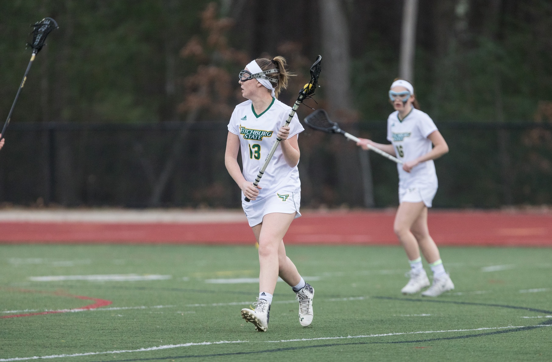 Falcons Soar Past Fighting Scots, 16-5