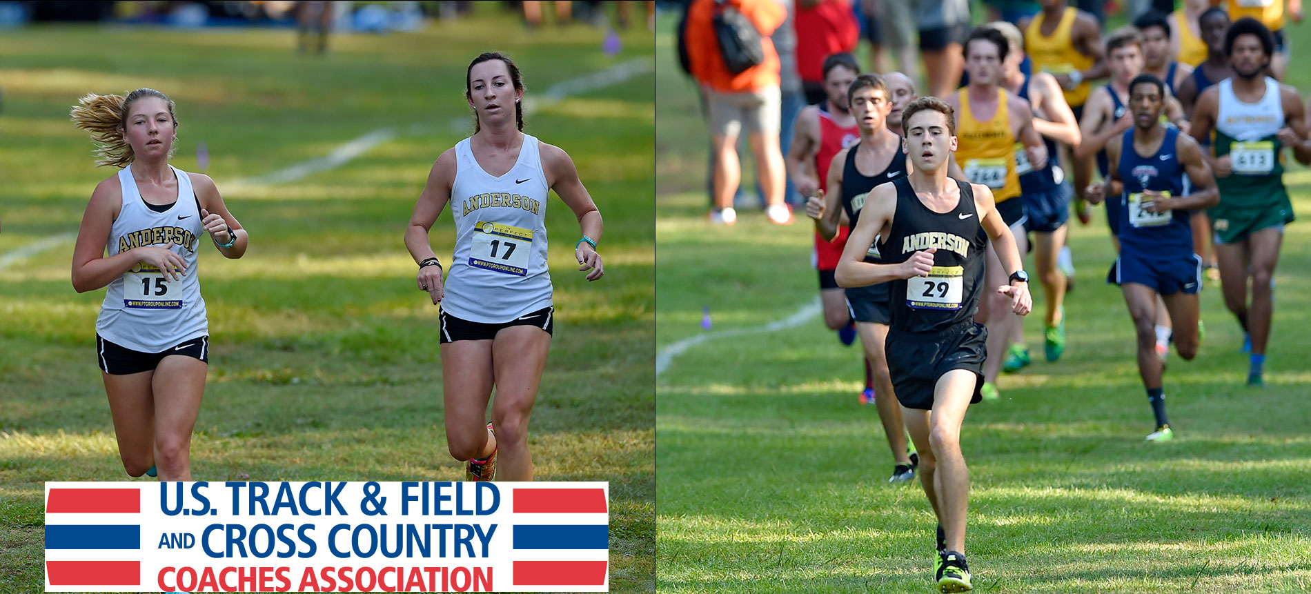 Women's Cross Country Ranked Third; Men's Cross Country Tabbed Fifth in Latest USTFCCCA Southeast Region Poll