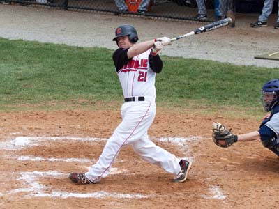 Late rally pushes Cardinals past Juniata 15-10