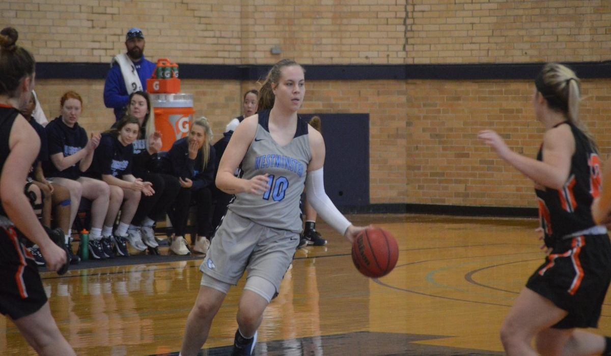 Westminster College Women's Basketball Team Comes Back to Edge Fontbonne on the Road
