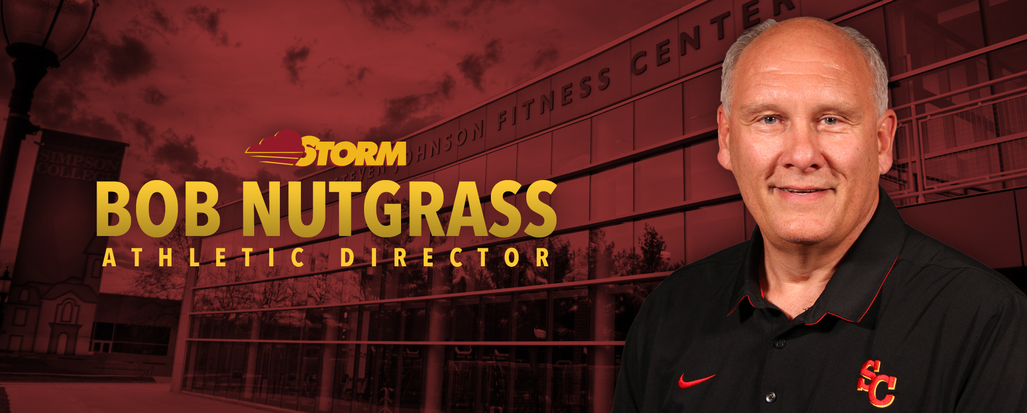 Bob Nutgrass appointed Athletic Director