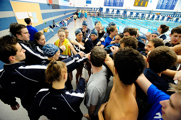 Men's Swimming 2013-14 Season Preview