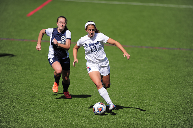 Women's Soccer Opens Season With Win Over Ithaca
