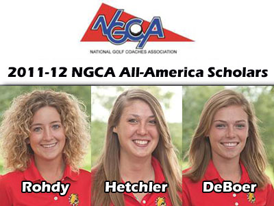 Three Bulldogs Named All-America Scholars