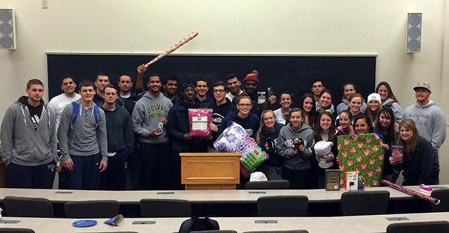 2014 SAAC gifts for Turning Point