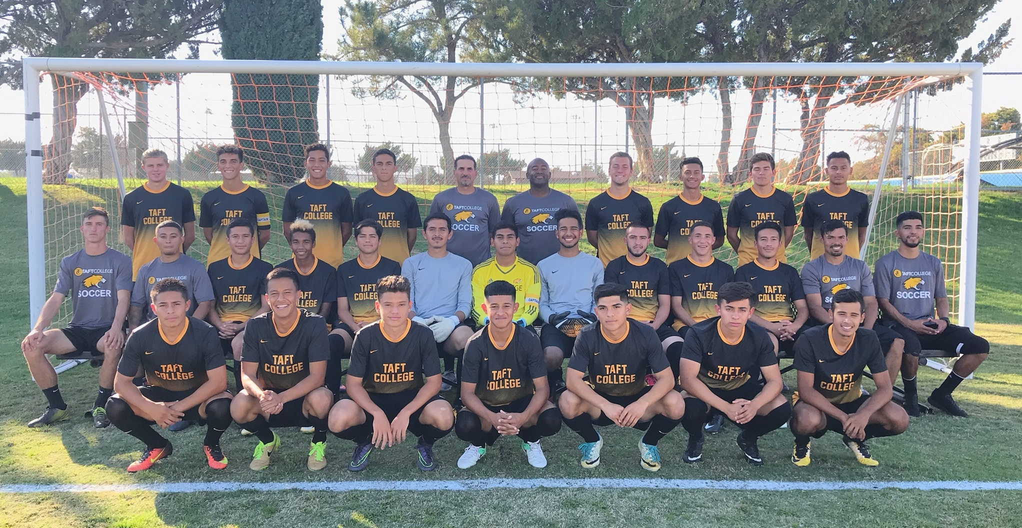 Men's Soccer Team 2017