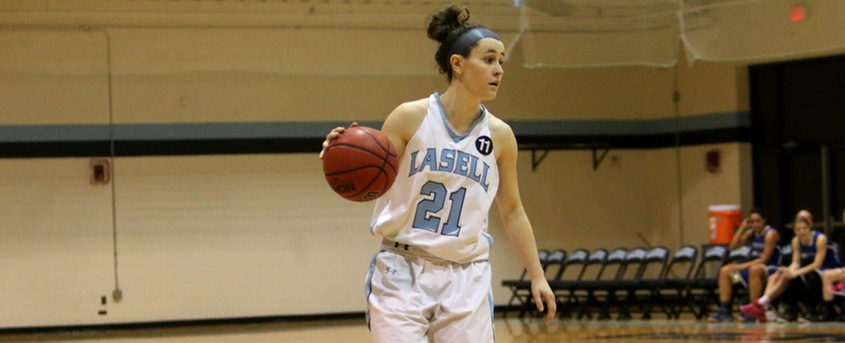 Church Tabbed GNAC Women's Basketball Player of the Week