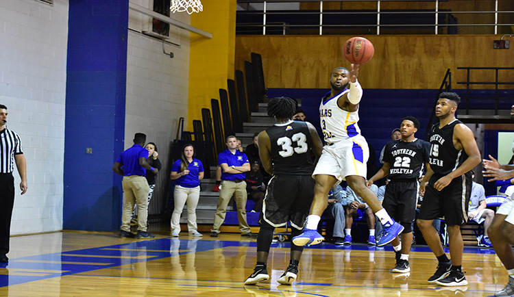 Men's Basketball Drops 82-74 Decision at Kentucky Wesleyan
