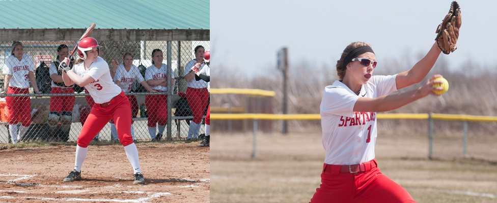 Softball Grabs Win In Opening Game Of the Season