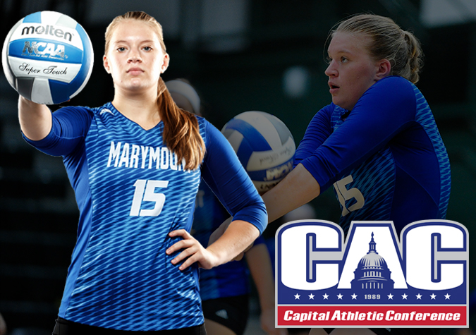 Hanson earns first collegiate CAC Women's Volleyball Player of the Week