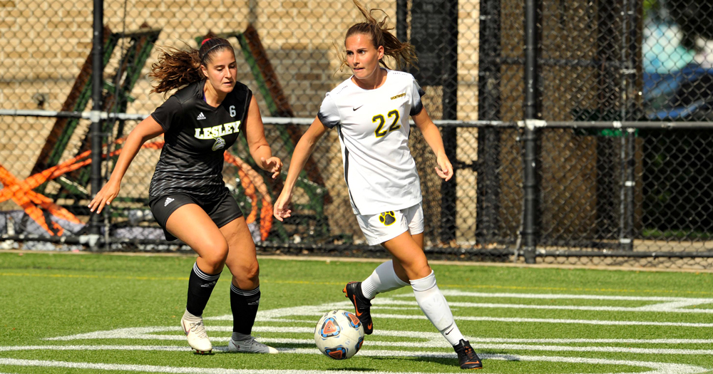 Leopards Rally for Double Overtime Victory at Nichols; Poratti Nets Game-Winner