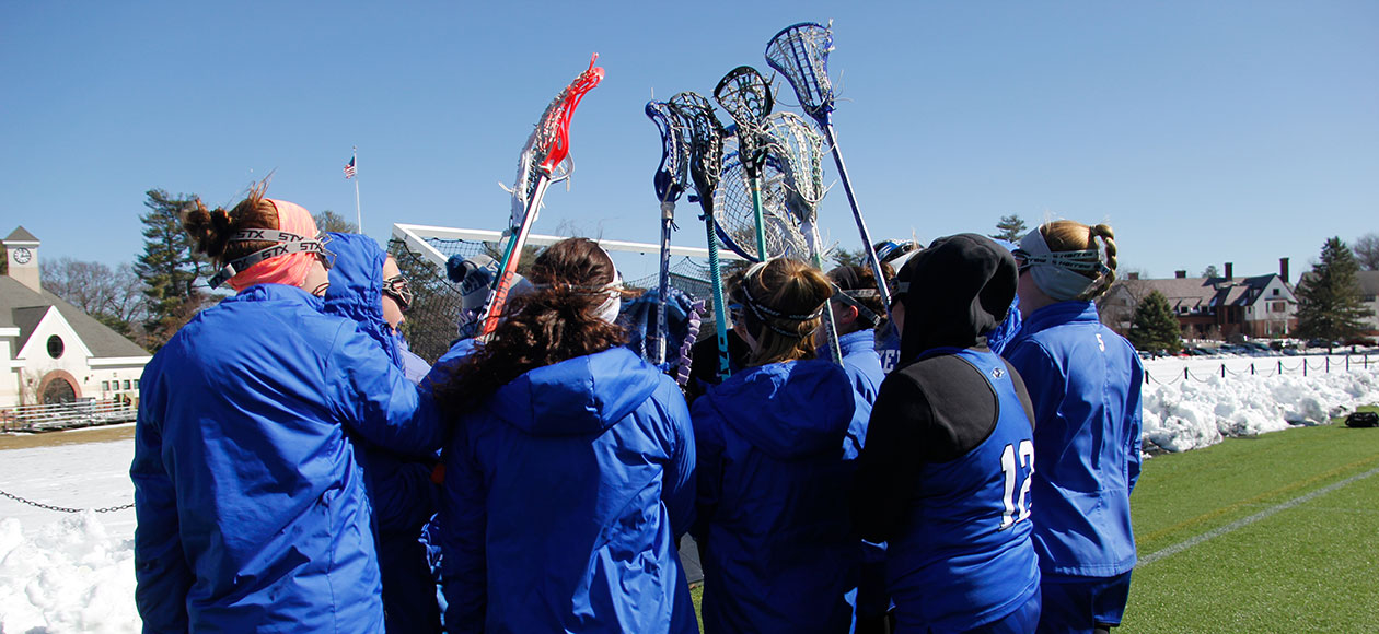Women's Lacrosse ends season at Wheelock