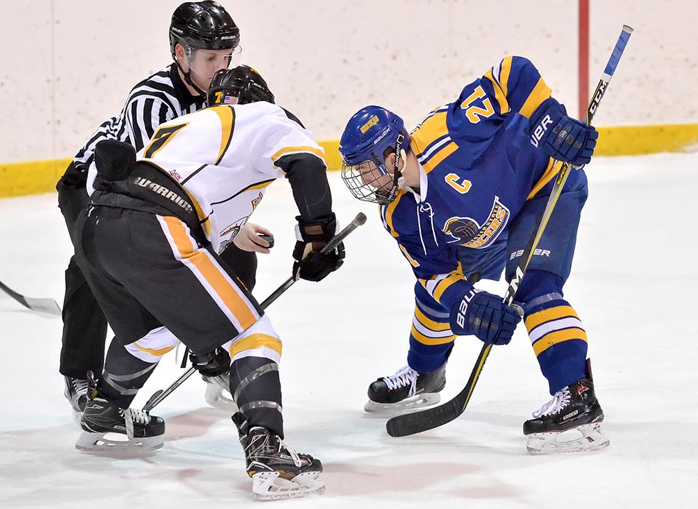 Ice Hockey Dropped by Western New England