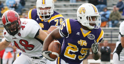 Golden Eagles ride Gay to 28-16 OVC win over SEMO