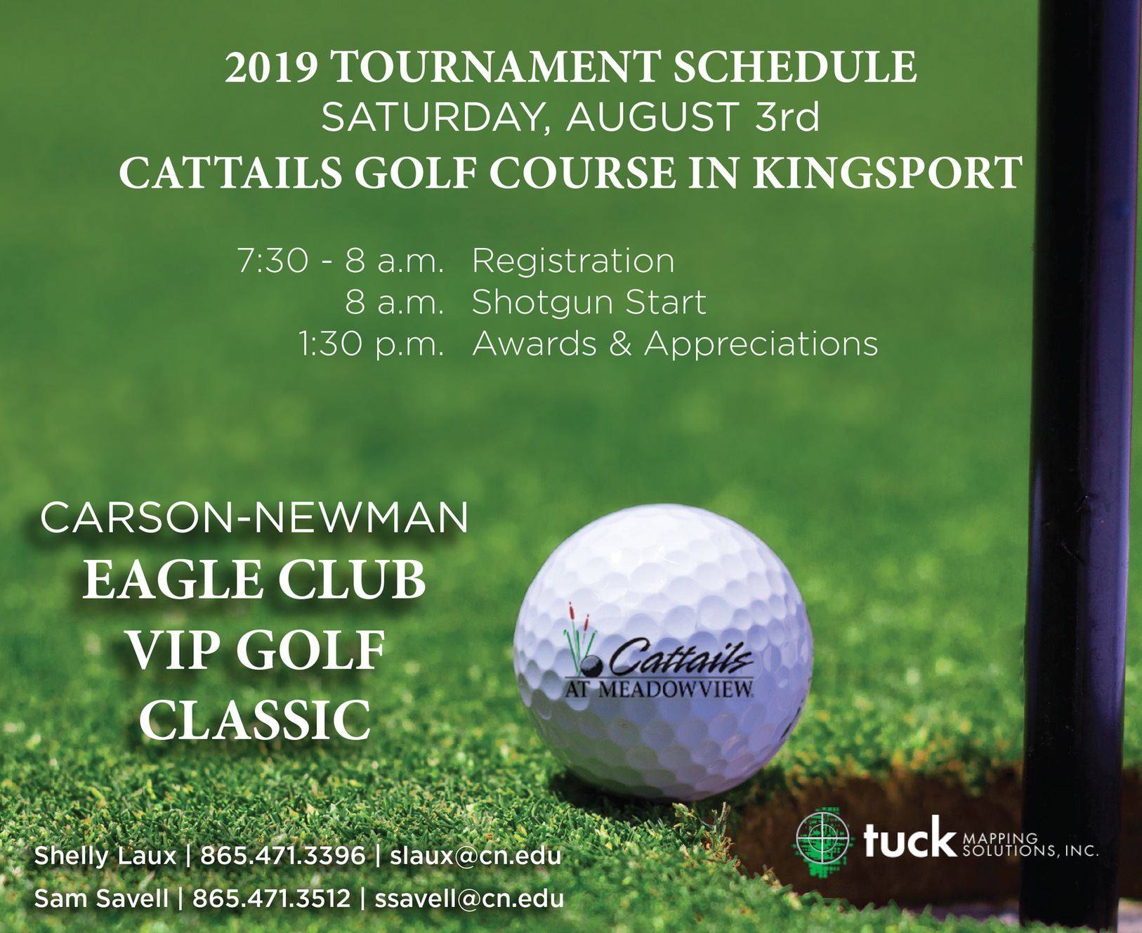 Eagle Club VIP Golf Classic set for Aug. 3 in Kingsport