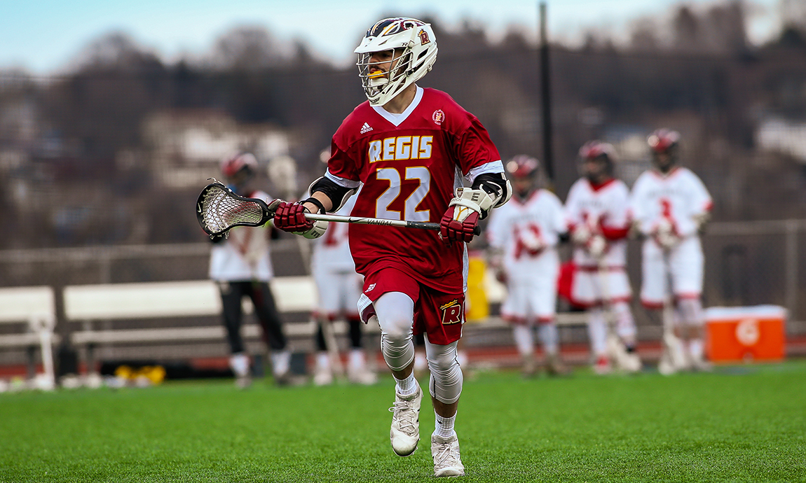 Regis Men's Lacrosse Earns Victory Over Thomas, 10-3