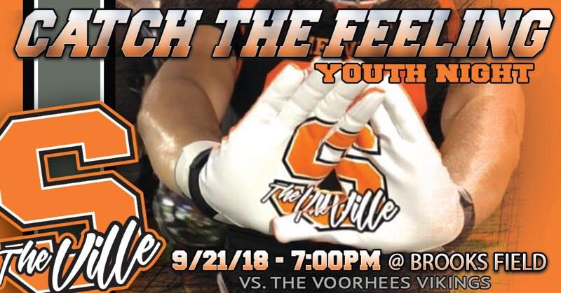Youth Night at The Ville!