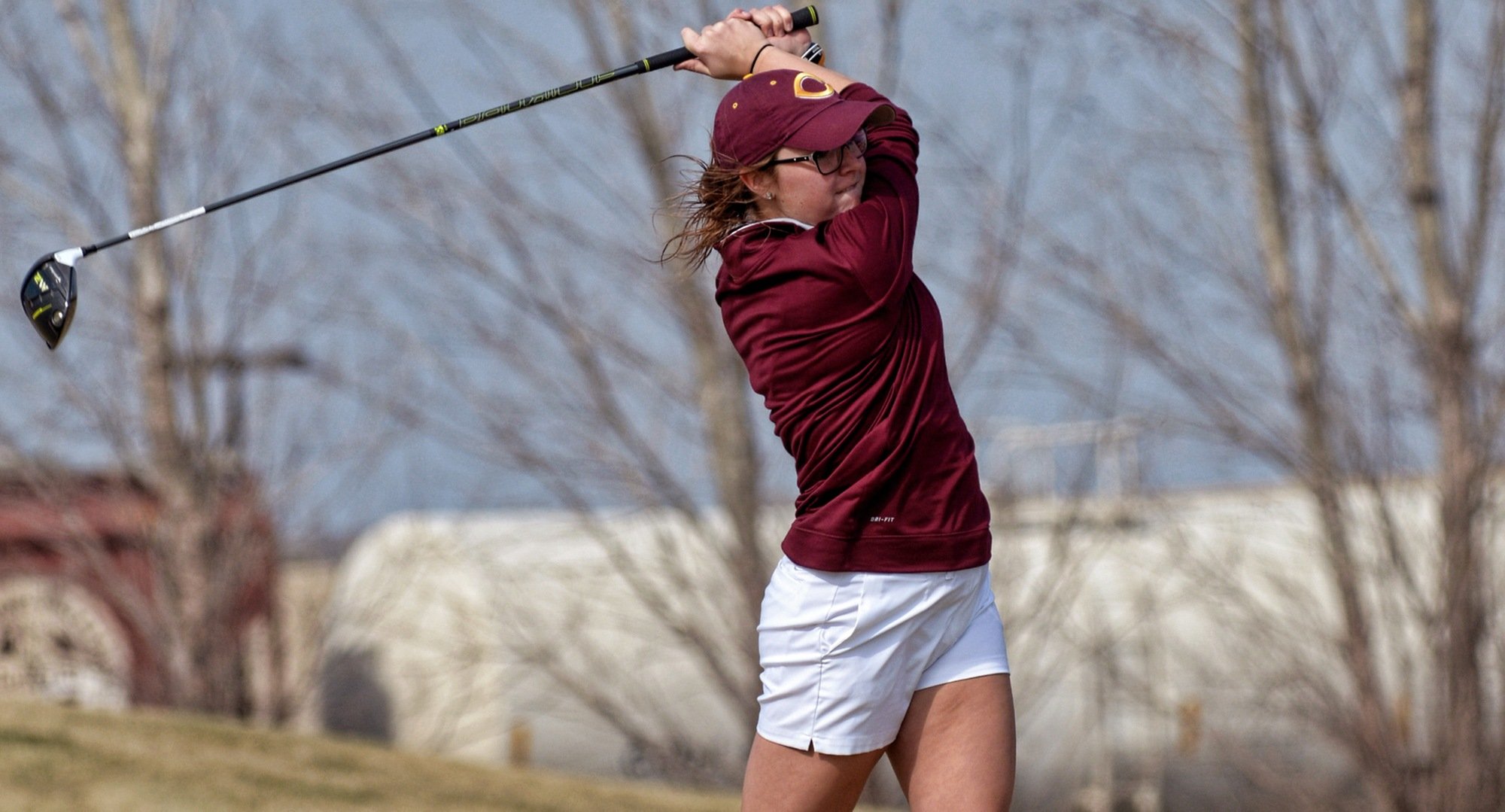 Katie Krueger shot an 88 on both days at the College City Classic and led the Cobbers with a 176.