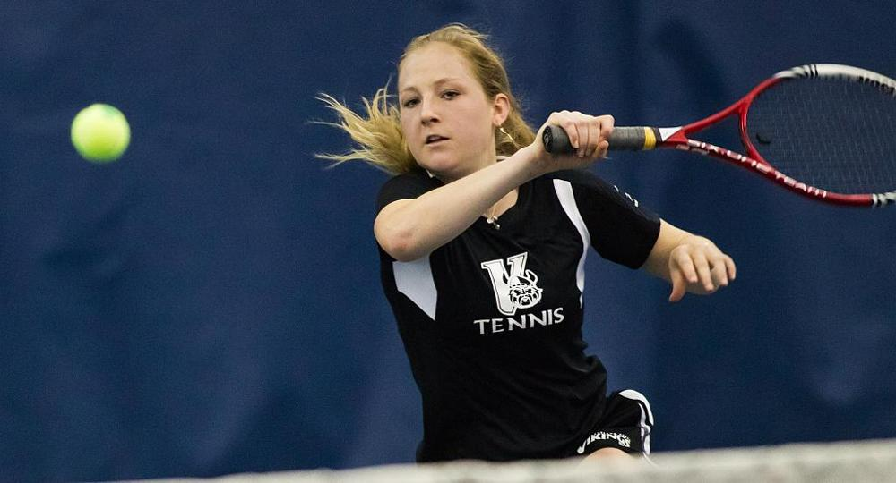Vikings Drop First #HLWTEN Match Of The Season At Youngstown State
