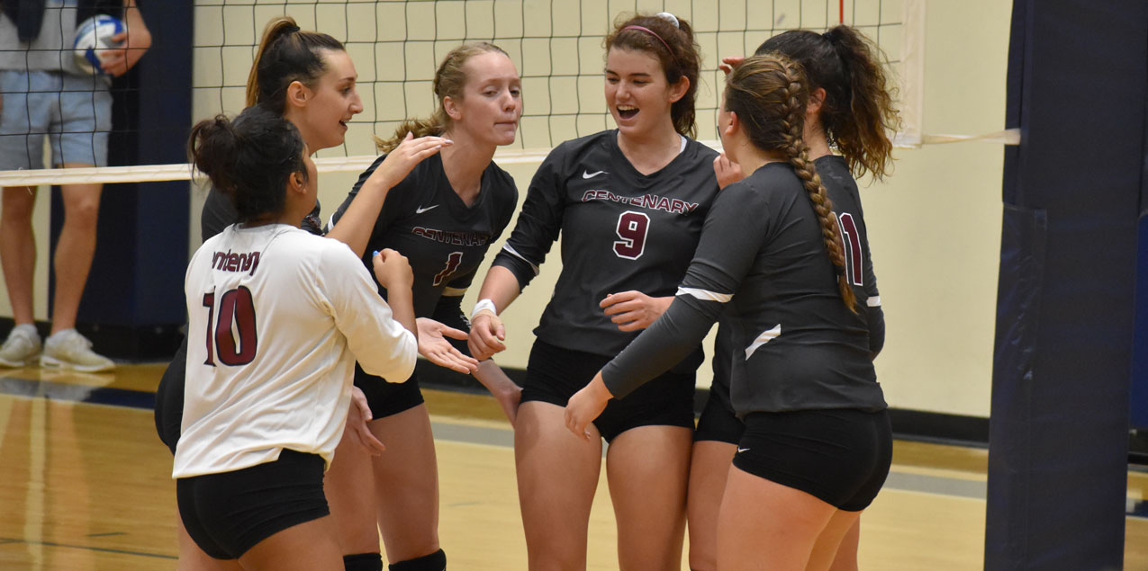 Centenary College Takes Fifth Place at 2018 SCAC Volleyball Tourney
