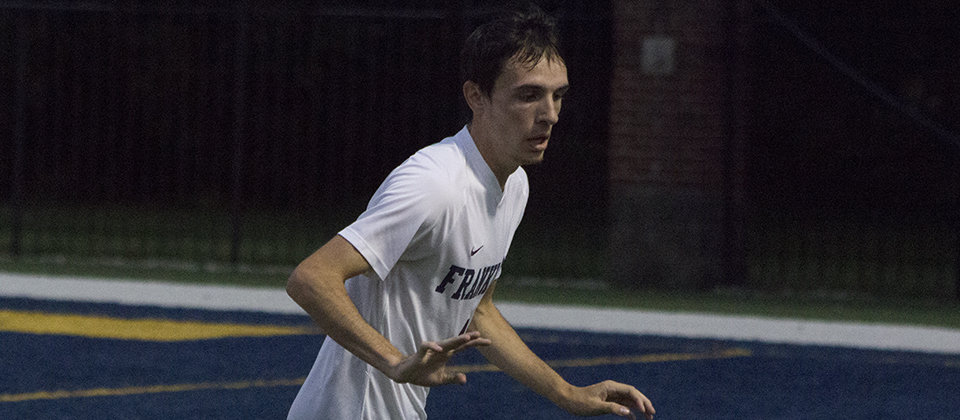 Tyler Majeski netted the game-winning goal on Saturday night. Photo courtesy of Danny Goggans