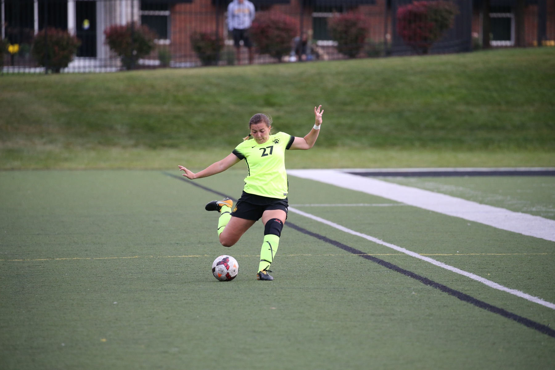 Women's Soccer Takes Preseason #1 Grove City to Brink in 2OT