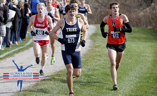 Men's Cross Country Begins Season Ranked Eighth in the Region