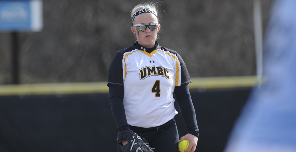 Casagrand Throws Shutout to Help UMBC Softball Split Doubleheader Versus La Salle