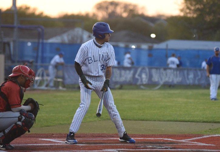 Blinn Baseball Falls To Alvin