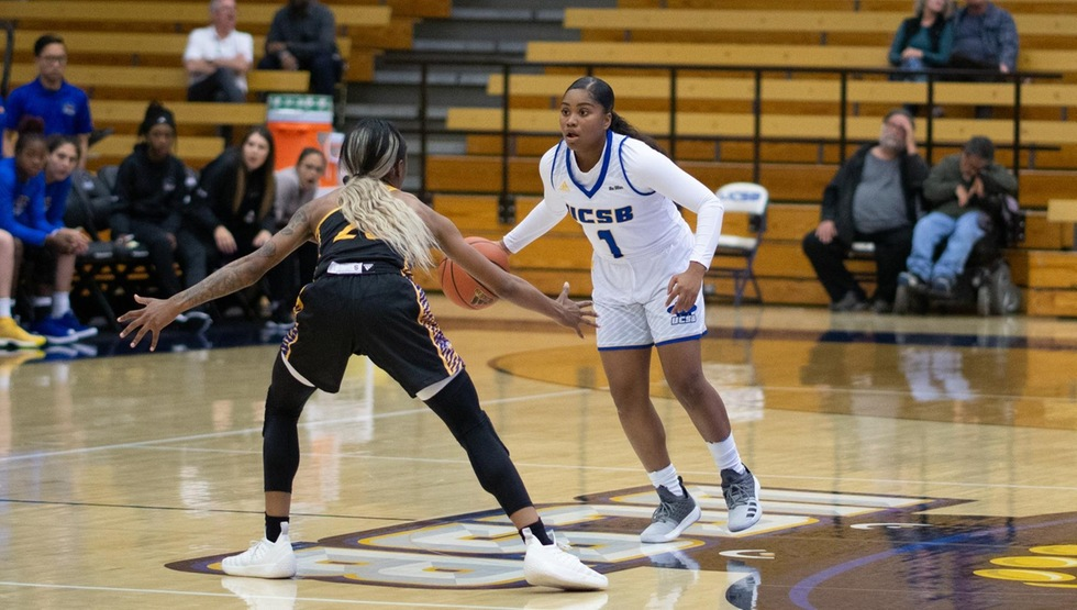 "Redshirt senior point guard Paris Jones was named to the Women's Basketball Coaches Association's ""So You Want To Be A Coach"" Class of 2019 on January 23. (Photo by Jeilo Gauna)"
