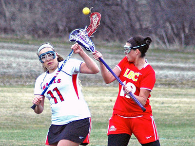 Stokes Keys 14-4 Victory For Women's Lacrosse