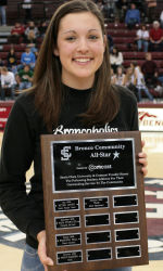 Ella Sanman Wins Comcast Community All-Star Award