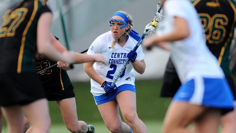 Women's Lacrosse Tops Howard, 22-7