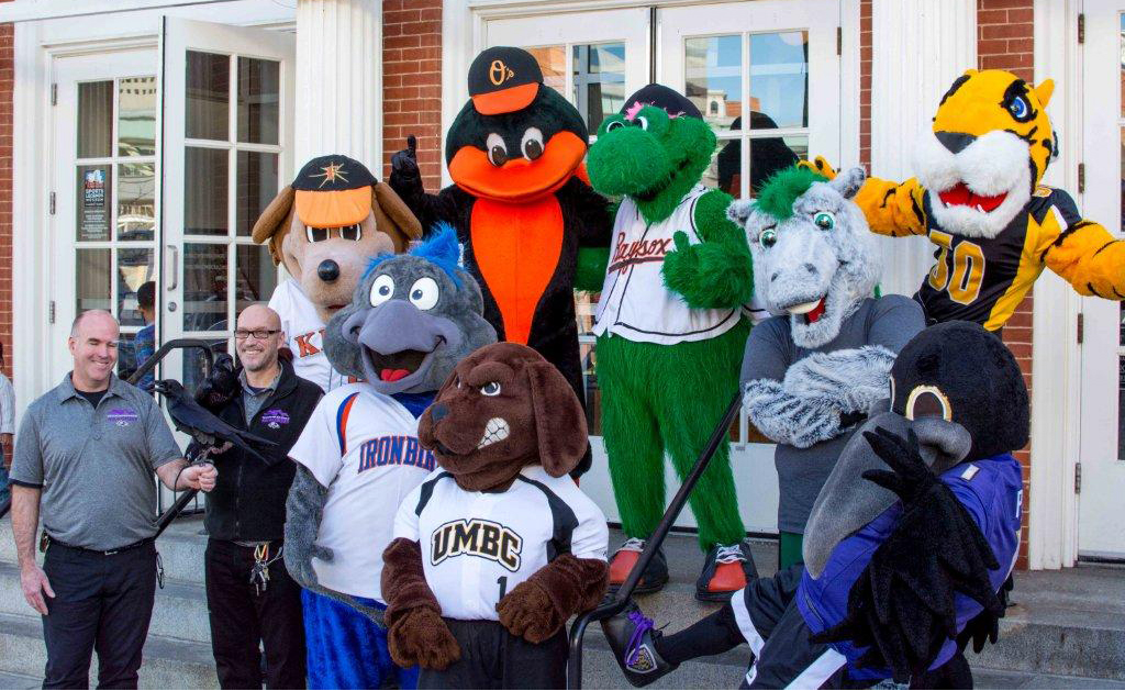 "Wild Stang Participates in ""Meet the Mascots"" For Third-Straight Year"