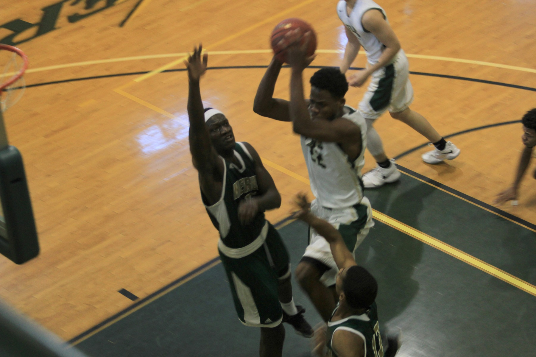Turnovers Prove Costly As Blazer Men Fall At Wheelock