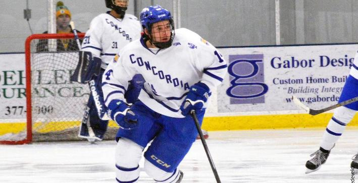 Men's Hockey blanked by Marian in NCHA home game