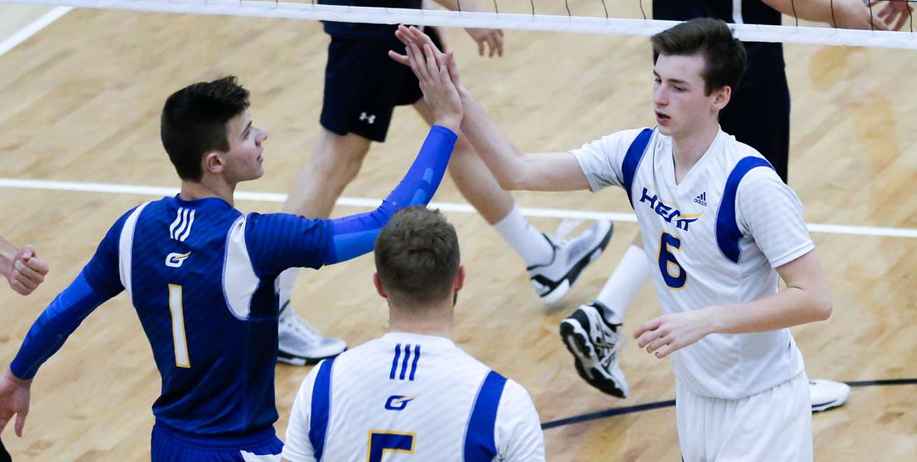 UBCO to host 4-team invitational for early look at men's volleyball