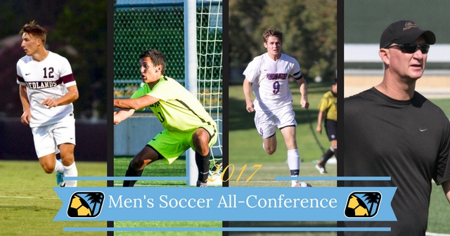 SCIAC Men's Soccer All-Conference Honors Announced