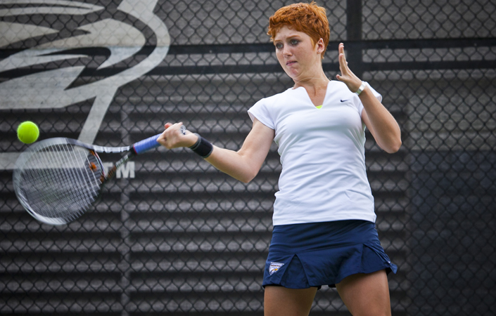 Clark & Taylor Advance at ITA Small College Nationals