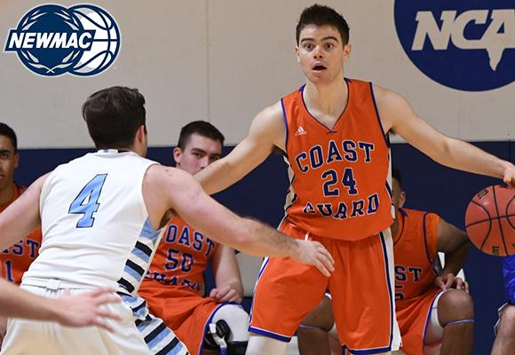 Graytok Named to NEWMAC Men's Basketball All-Academic Team